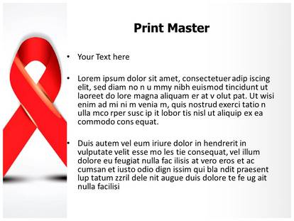 Aids powerpoint template background subscriptiontemplates 1g 2g 3g toneelgroepblik Image collections