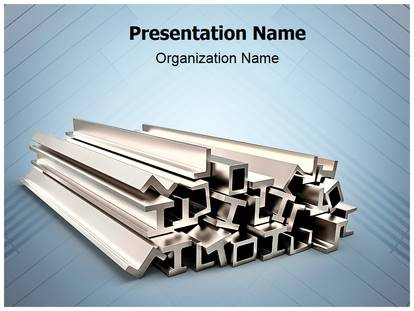 Aluminium powerpoint template background subscriptiontemplates 1g toneelgroepblik Choice Image