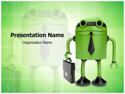 Android Powerpoint Template Images Template Design Free Download