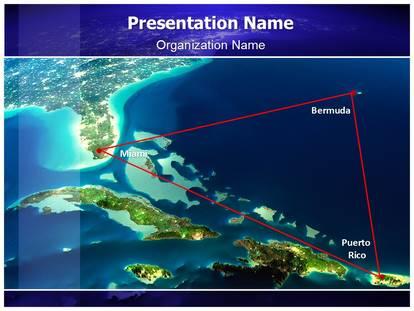 Bermuda triangle paper presentation