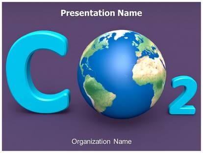 Co2 environmental effects powerpoint template background 1g toneelgroepblik Images
