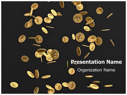 Coins rain animated powerpoint template subscriptiontemplates video 1 toneelgroepblik Images