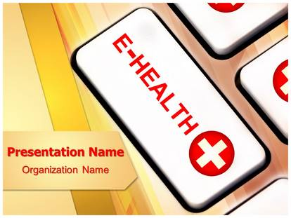 e health powerpoint template  E Health PowerPoint Template Background | SubscriptionTemplates.com