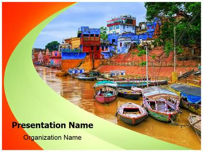India river ganges powerpoint template background 1g toneelgroepblik Image collections
