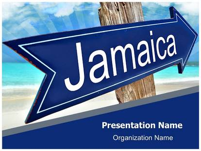 Jamaica powerpoint template background subscriptiontemplates 1g toneelgroepblik Gallery