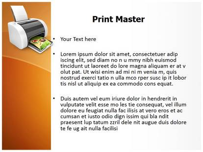 Laser printer powerpoint template background subscriptiontemplates 1g 2g 3g toneelgroepblik Image collections
