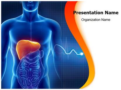 Liver powerpoint template background subscriptiontemplates 1g toneelgroepblik Gallery