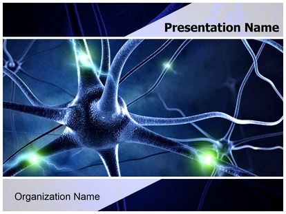 Neurology powerpoint template background subscriptiontemplates 1g toneelgroepblik Image collections