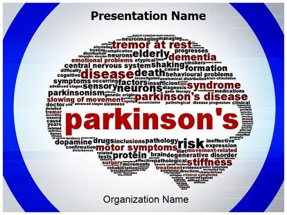 parkinson powerpoint template background | subscriptiontemplates, Powerpoint templates