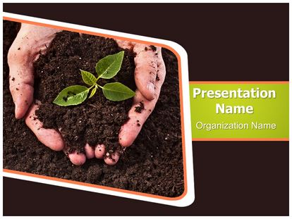 Soil powerpoint template background subscriptiontemplates 1g toneelgroepblik