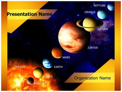 Solar system powerpoint template background subscriptiontemplates solar system powerpoint template 03722 standard 43 1g toneelgroepblik Image collections