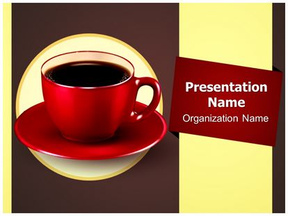 starbucks powerpoint template background | subscriptiontemplates, Modern powerpoint