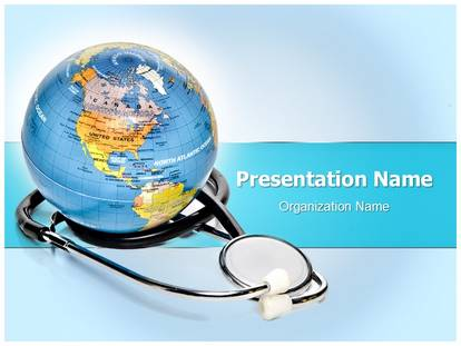 Free powerpoint template global bellacoola powerpoint template health gseokbinder powerpoints templates toneelgroepblik Images