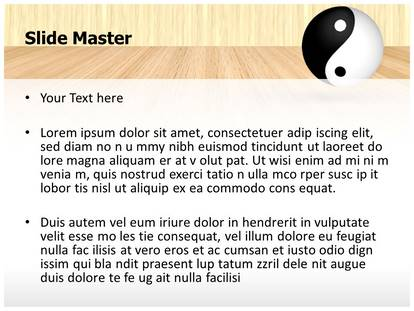 Yin yang powerpoint template background subscriptiontemplates 1g 2g toneelgroepblik Gallery